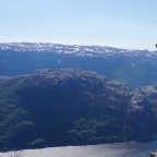 International Collaboration in the Fjords of Norway