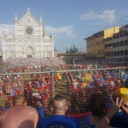 Florence: Azzurri e Bianchi