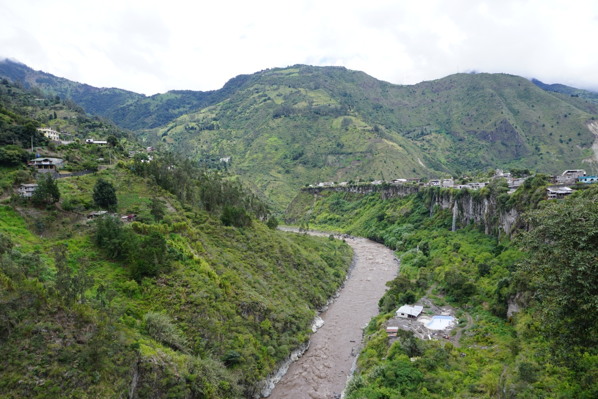 Baños: The Adventurer's Paradise